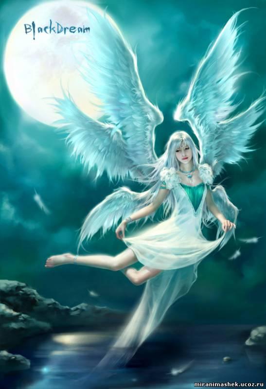 Ангелы Картинки, рисунки