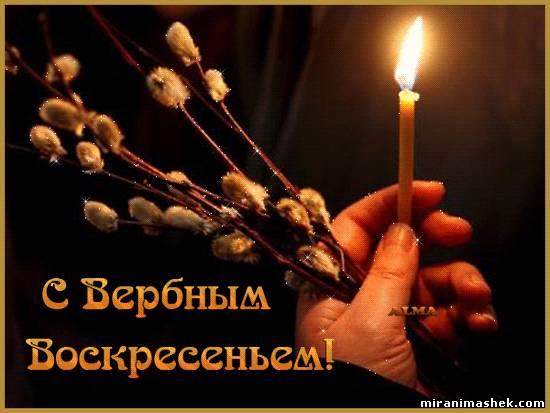 красивые Открытки картинки Вербное воскресение бесплатно, без регистрации, без смс