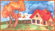 Осень в картинках